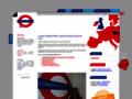 Náhled webu Londond Institute
