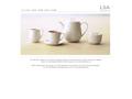 Náhled webu LSA International