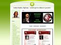 Náhled webu Lukáš Jindra, dipl.um. - učitel zpěvu a hlasový poradce