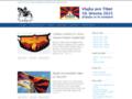 Náhled webu Lungta