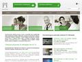 Náhled webu Rica Pharma s.r.o.