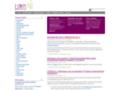 Náhled webu SLE - Systémový lupus erythematodes