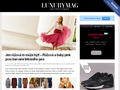 Náhled webu LuxuryMag