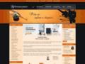 Náhled webu Luxusní pera