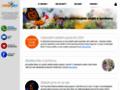 Náhled webu Občanské sdružení Lymfom Help