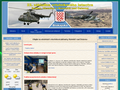 Náhled webu 22. základna letectva Náměšť nad Oslavou