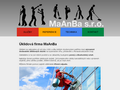 Náhled webu Maanba - Marcela a Vlastislav Gašperovi