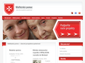 Náhled webu Maltézská pomoc