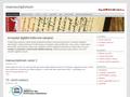 Náhled webu Manuscriptorium
