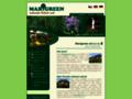 Náhled webu Okno do zahrady - Zahradní rádce Martiny Hájkové