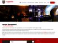Náhled webu Martinický palác v Praze