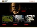 Náhled webu Masarykovo muzeum