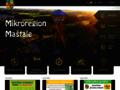 Náhled webu Mikroregion Toulavcovy Maštale