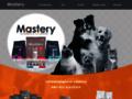 Náhled webu Mastery