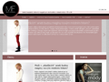 Náhled webu MAXI fashion