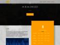 Náhled webu MBM - Štefan Drozd