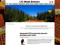 Náhled webu Tenisový klub LTC Mladá Boleslav