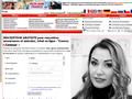 Náhled webu MCM-AMB seznamovací agentura