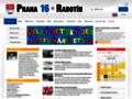 Náhled webu Praha 16