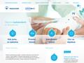 Náhled webu Mediconet