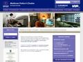Náhled webu Diagnostické centrum Mediscan