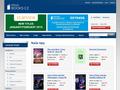 Náhled webu Mega Books International