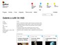 Náhled webu Galerie a čajovna ve věži