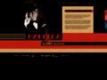 Náhled webu Havelka & Melodymakers