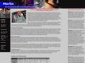 Náhled webu MerlinFire