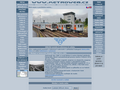 Náhled webu Metroweb