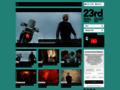Náhled webu Mezipatra Queer Film Festival