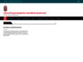 Náhled webu Moravská genealogická a heraldická společnost