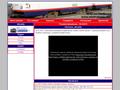 Náhled webu MHD na Hané