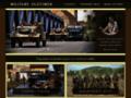 Náhled webu Automobiloví vojenští veteráni