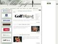 Náhled webu Miss Golf