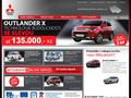 Náhled webu M Motors CZ, s.r.o.