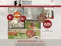 Náhled webu Muzeum J. A. Komenského v Uherském Brodě
