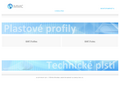 Náhled webu BWF Profiles