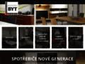Náhled webu Moderní byt