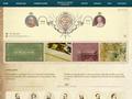 Náhled webu Genealogické služby - Miroslav Knopp