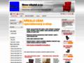 Náhled webu Mona nábytek