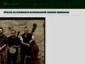 Náhled webu Monogram