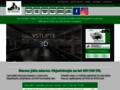 Náhled webu Kart Arena Brno