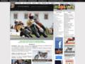 Náhled webu MotoMagazín