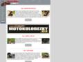 Náhled webu Motorbike