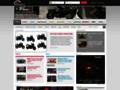 Náhled webu Motorcycle sport online
