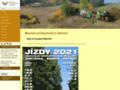 Náhled webu Muzeum průmyslových železnic