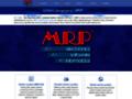 Náhled webu MRP-Informatics
