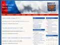 Náhled webu AC Moravská Slavia Brno