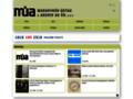 Náhled webu Masarykův ústav a Archiv AV